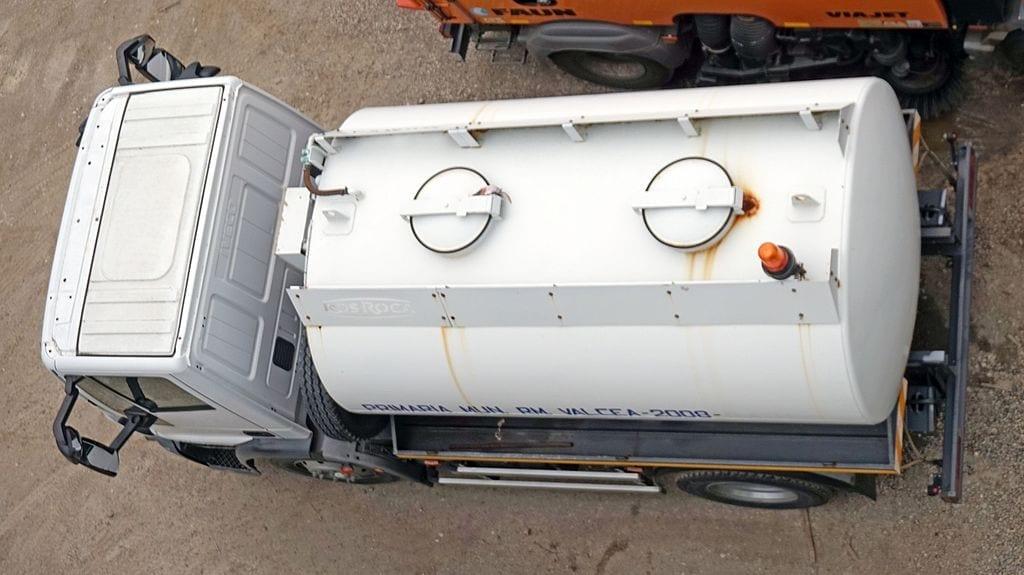 Tanklastfahrzeug