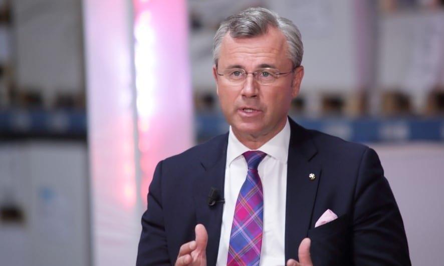 Die FPÖ im Präsidium des Nationalrates
