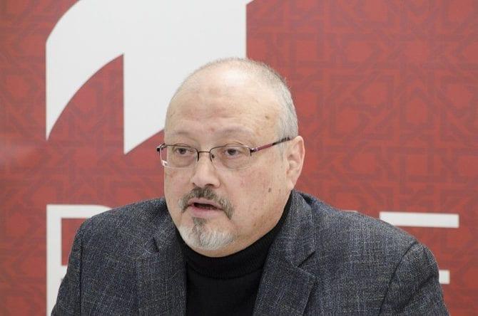 Dschamal Khashoggi