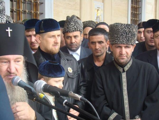 Ramsan Achmatowitsch Kadyrow