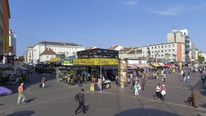 Viktor-Adler-Markt