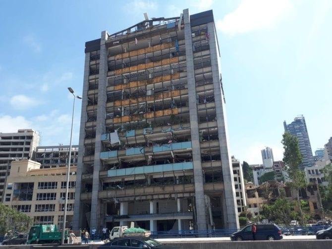 Beirut Explasion