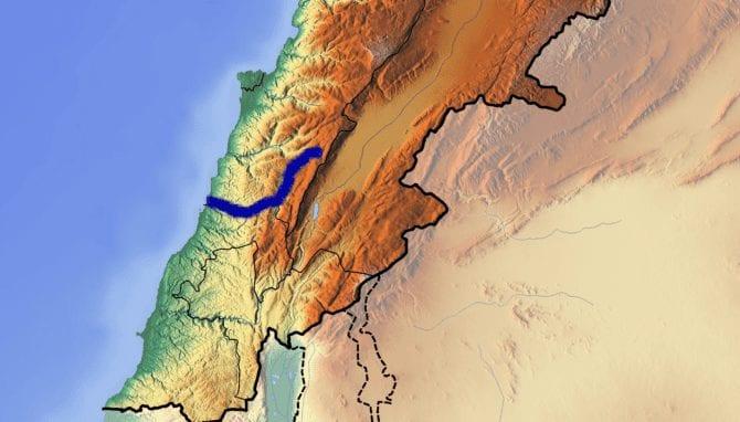 Awali River Libanon