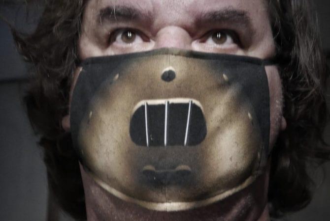 COVID-Maske 2020