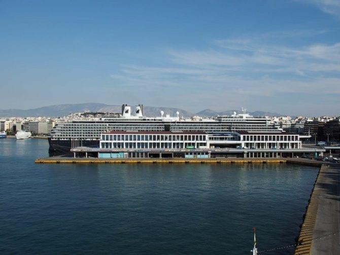 Hafen Piräus Athen
