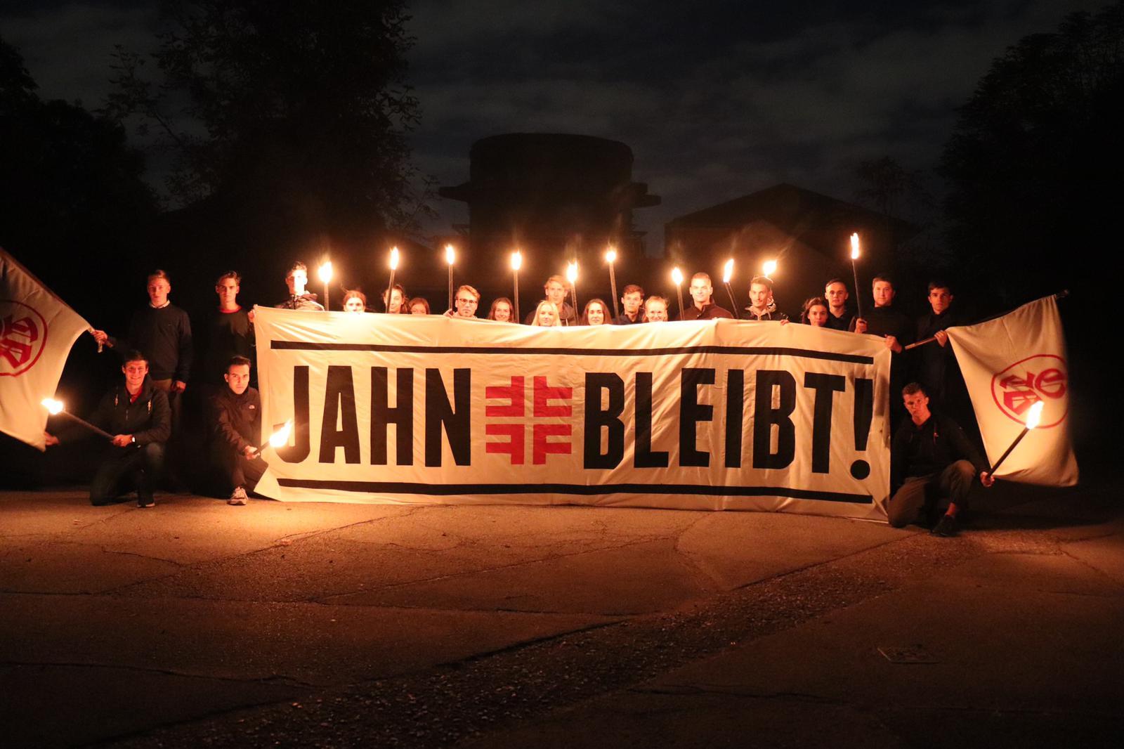 Jahn Bleibt