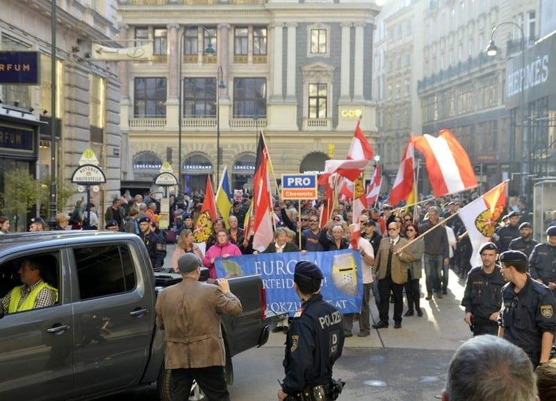 Marsch der Patrioten