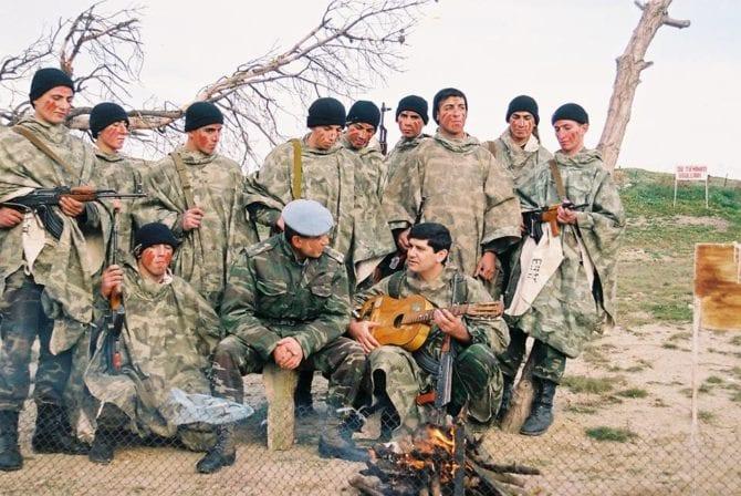 Armee Aserbaidschan