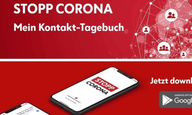 Stopp Corona-App