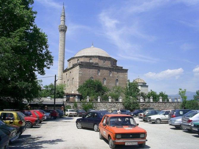 Moschee Skopje