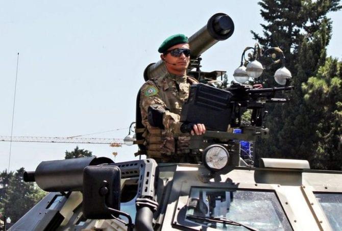 Aserbaidschan Armee