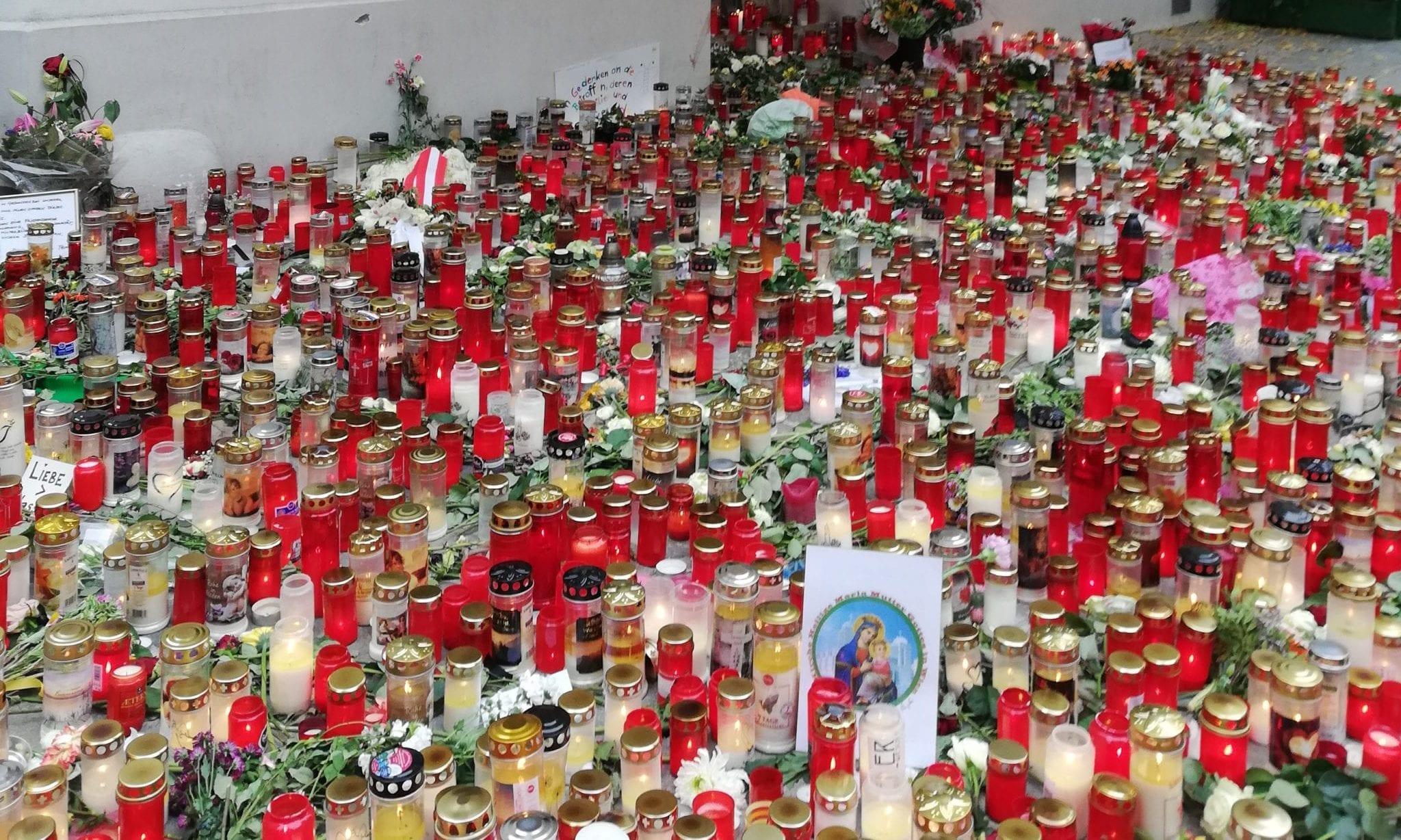 Gedenken Attentat Wien
