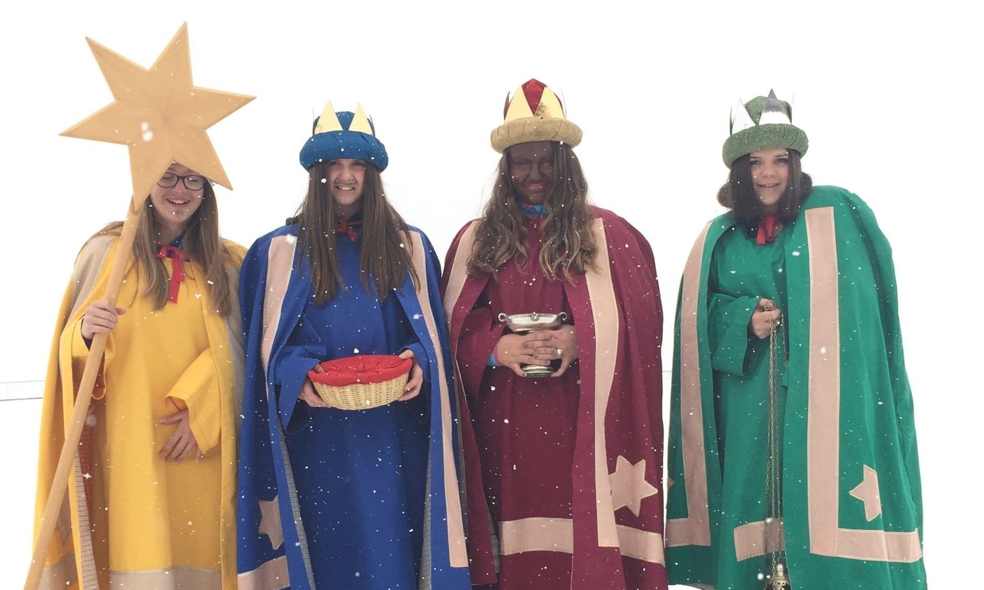 """Die """"Heiligen Drei Könige"""" im Visier der politischen Korrektheit"""