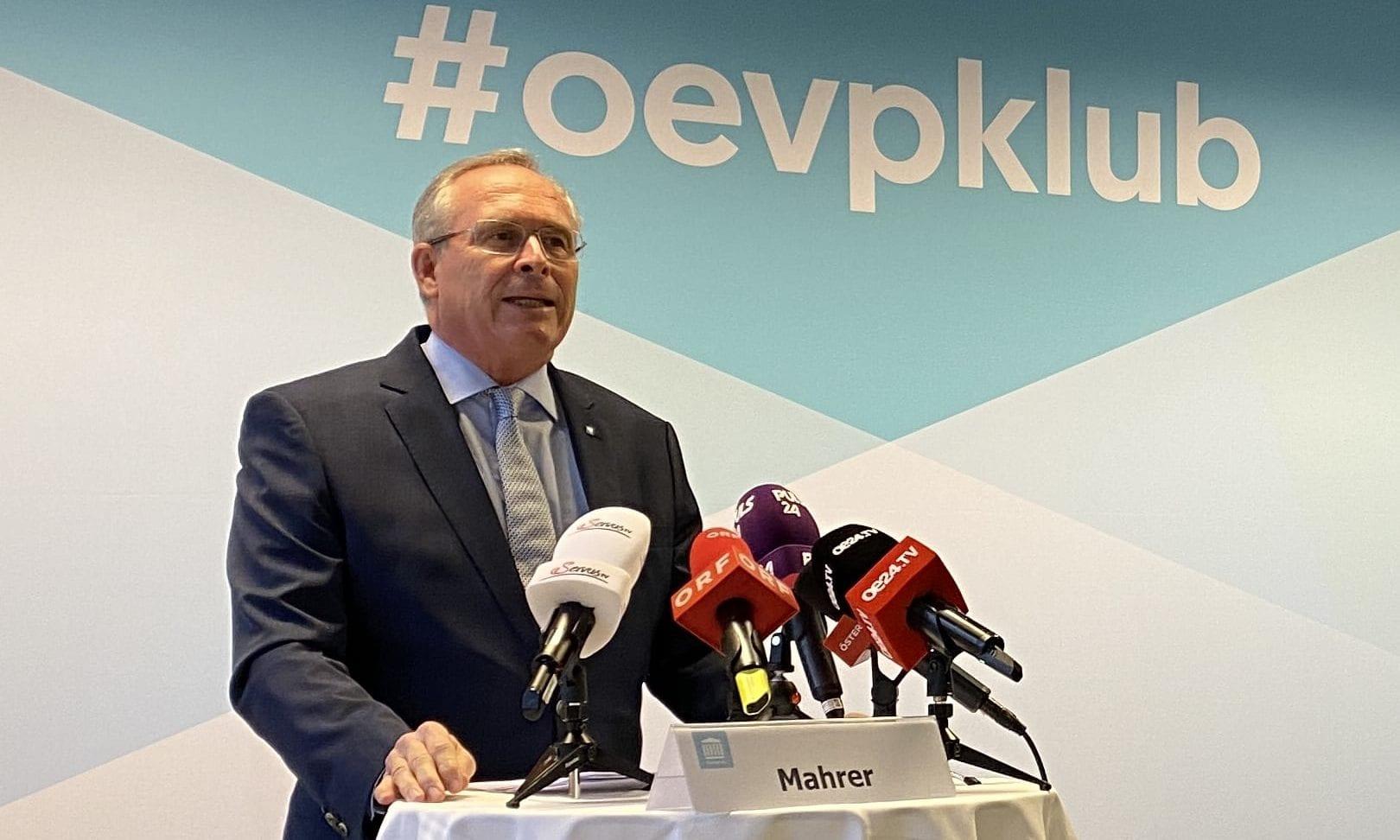 Karl Mahrer