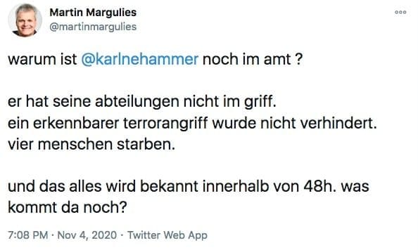 Screenshot / Twitter / Margulies