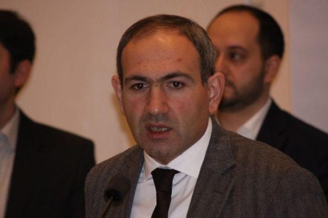 Nikol Paschinjan