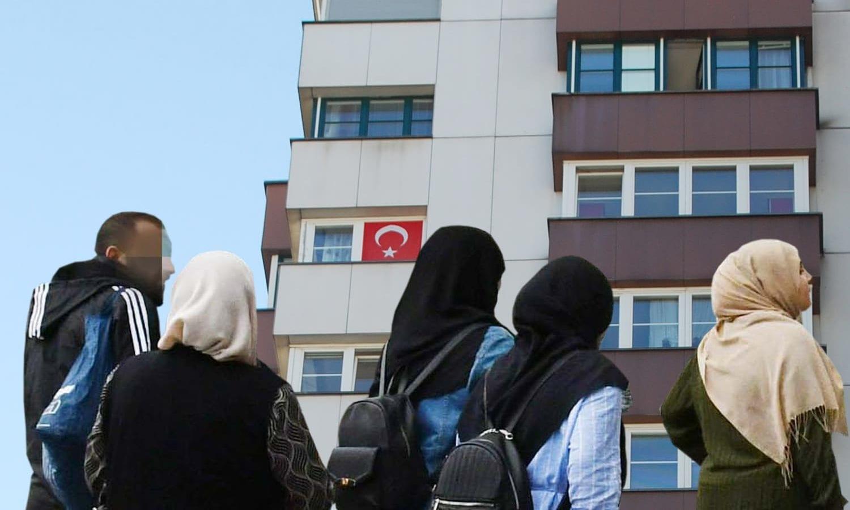 Moslems Gemeindebau