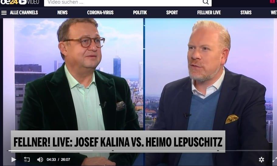 Josef Kalina / Heimo Lepuschitz