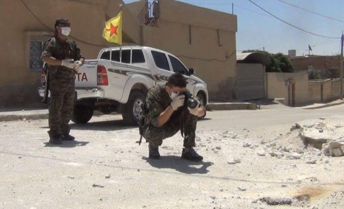 Kurdische Volksverteidigungseinheit