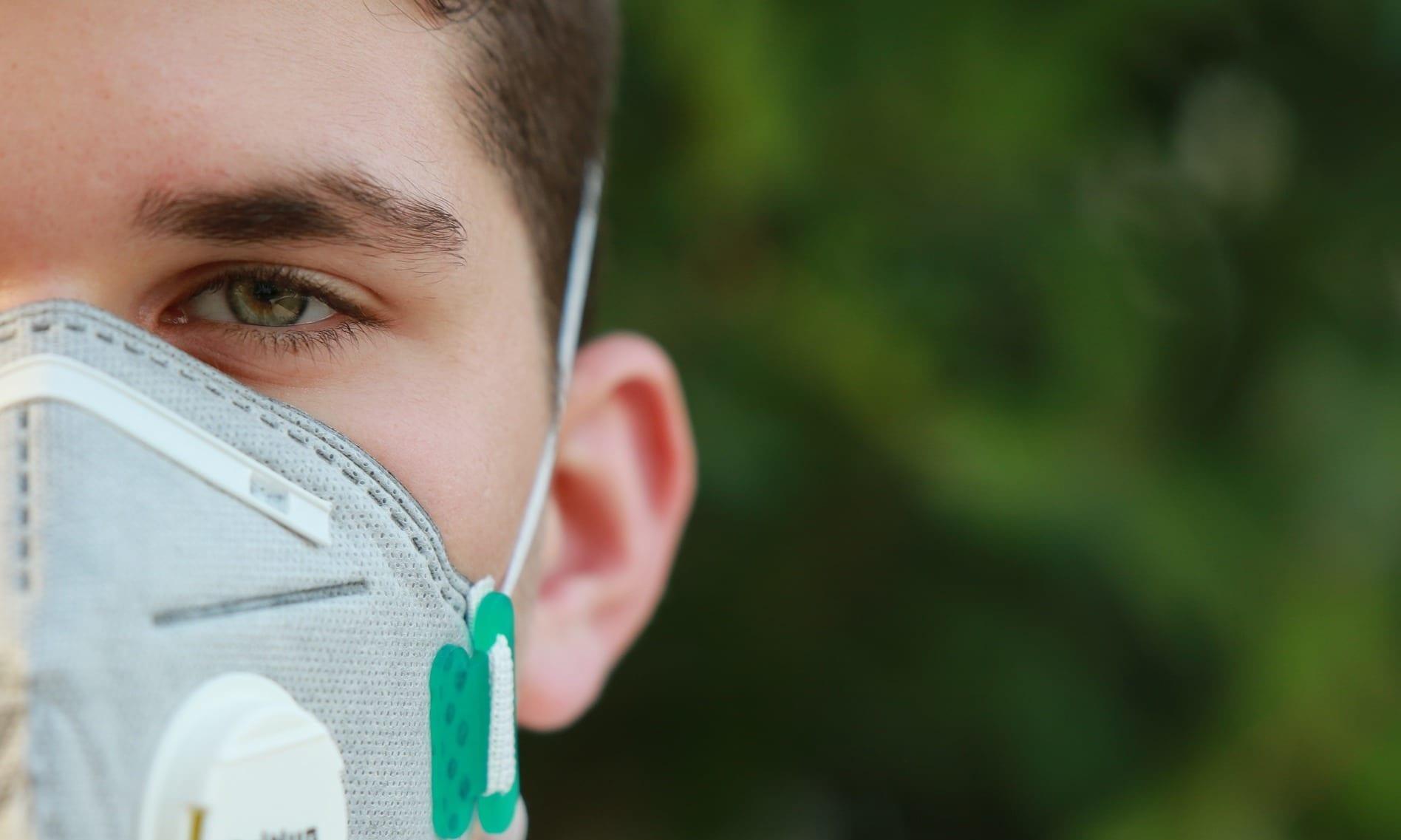 MNS-Maske