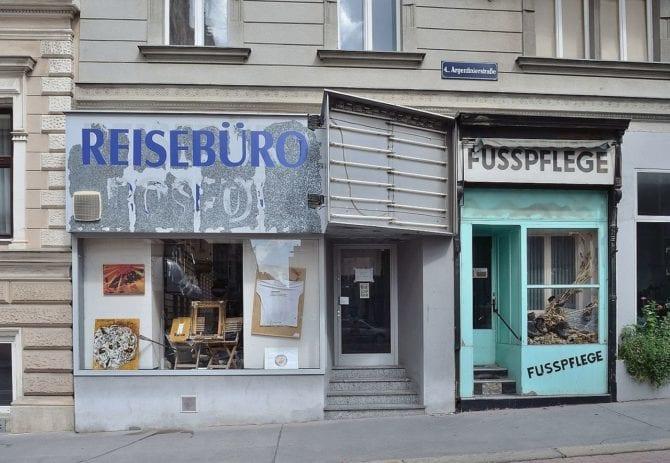 Reisebüro Wien