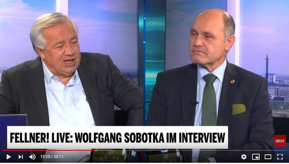 Wolfgang Fellner / Wolfgang Sobotka