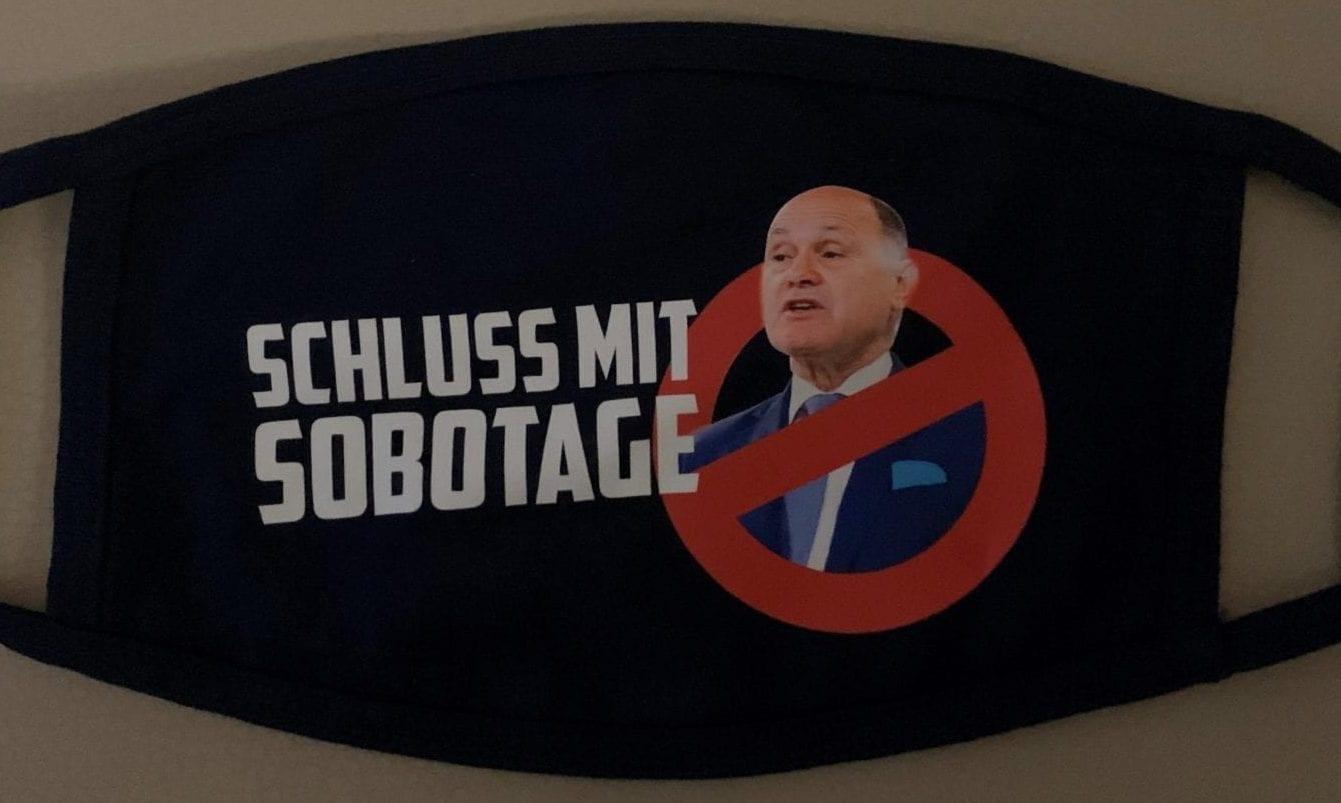 """Bedenklich: Die meisten Covid-Fälle gibt es bei der """"maskierten"""" ÖVP"""