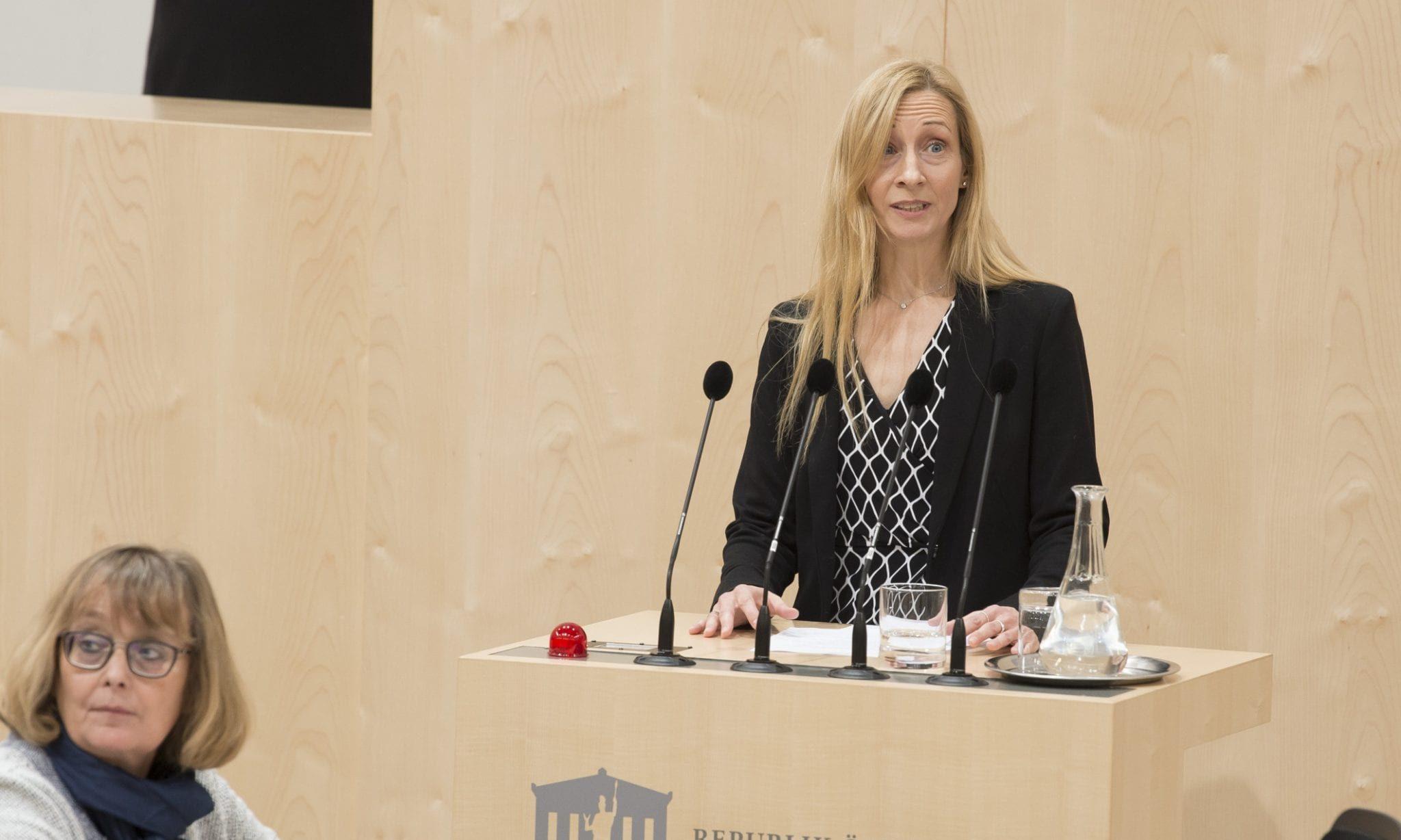 Blümel-Affäre: Grüne wehren sich gegen ÖVP-Taktik