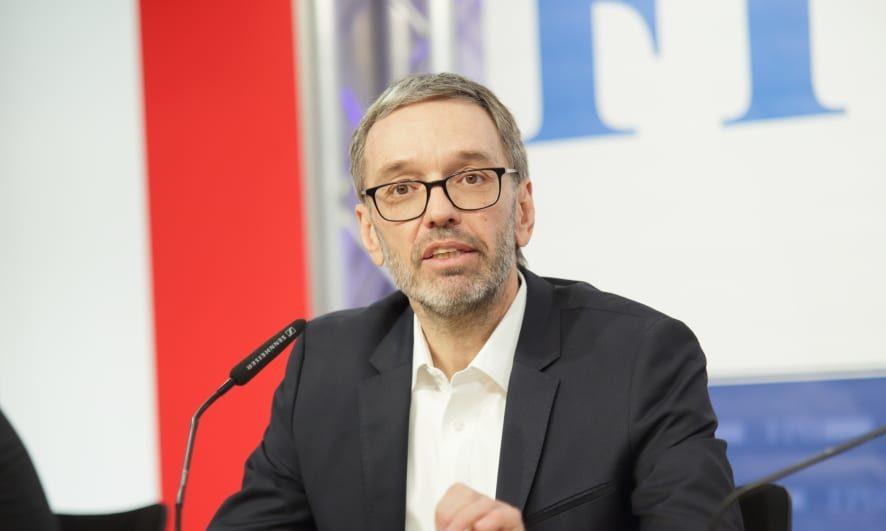 Herbert Kickl: Wenn die Partei will, würde ich nicht nein sagen