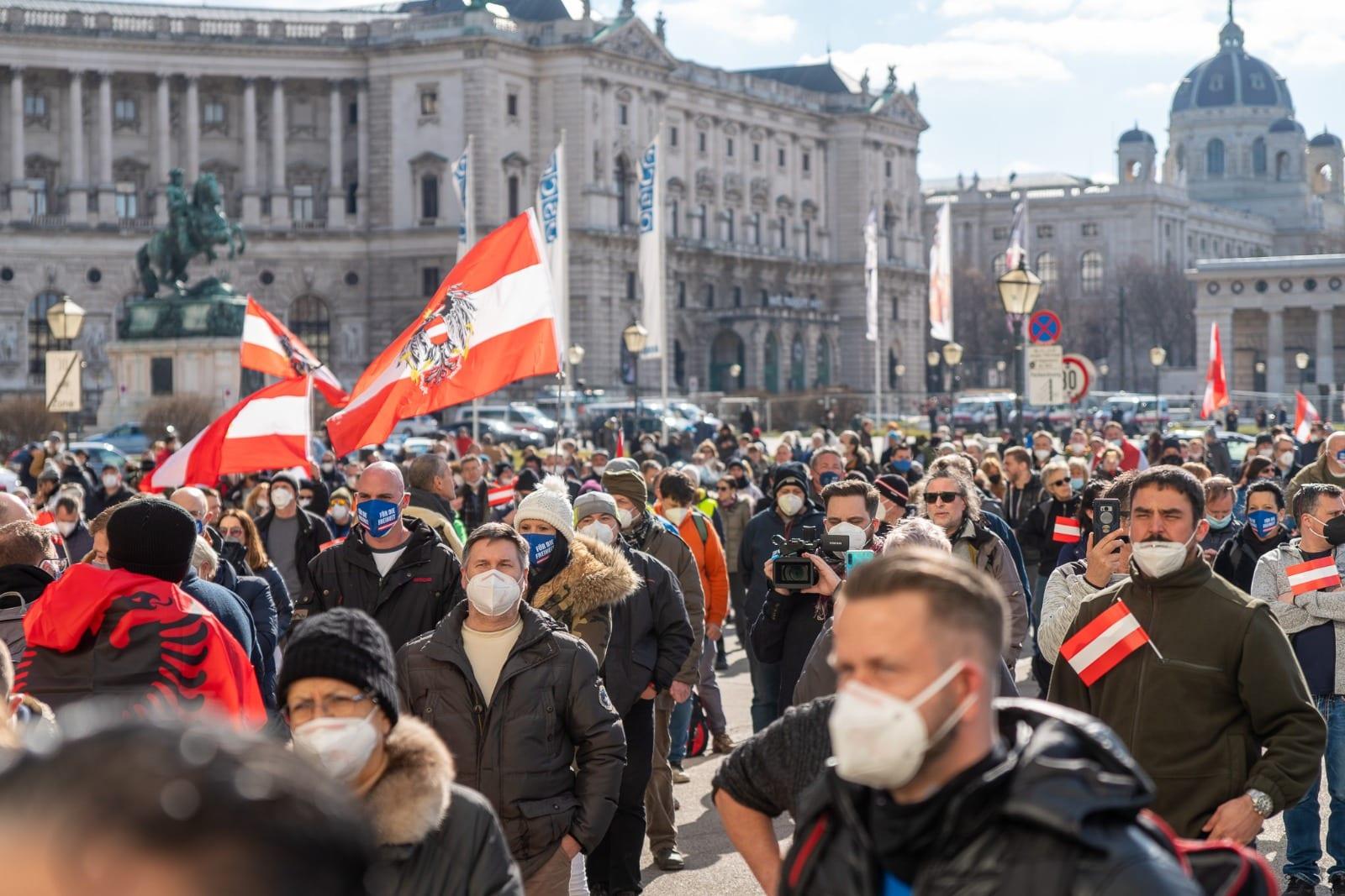 Demo Wien