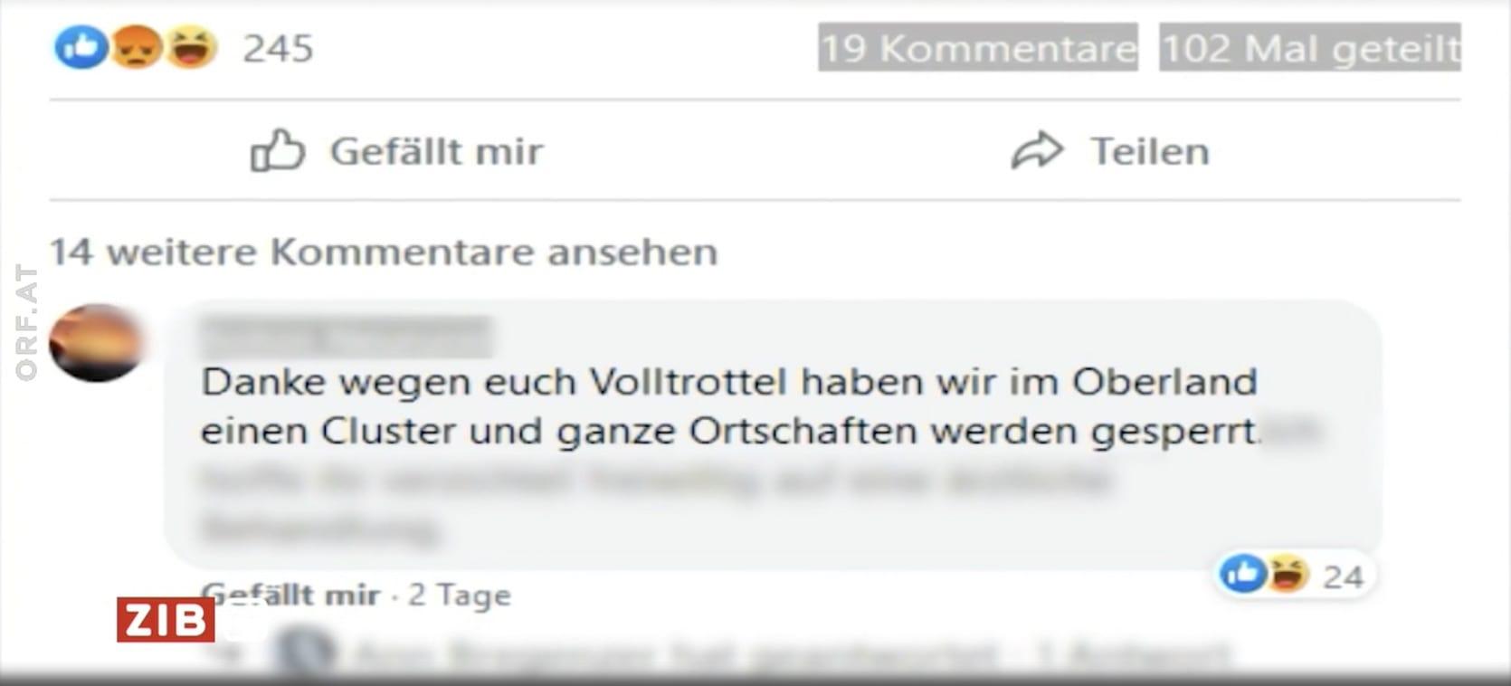 Screenshot : ORF TVthek