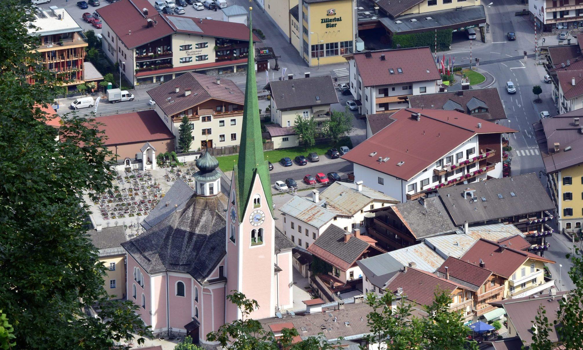 Kirche Zell am Ziller