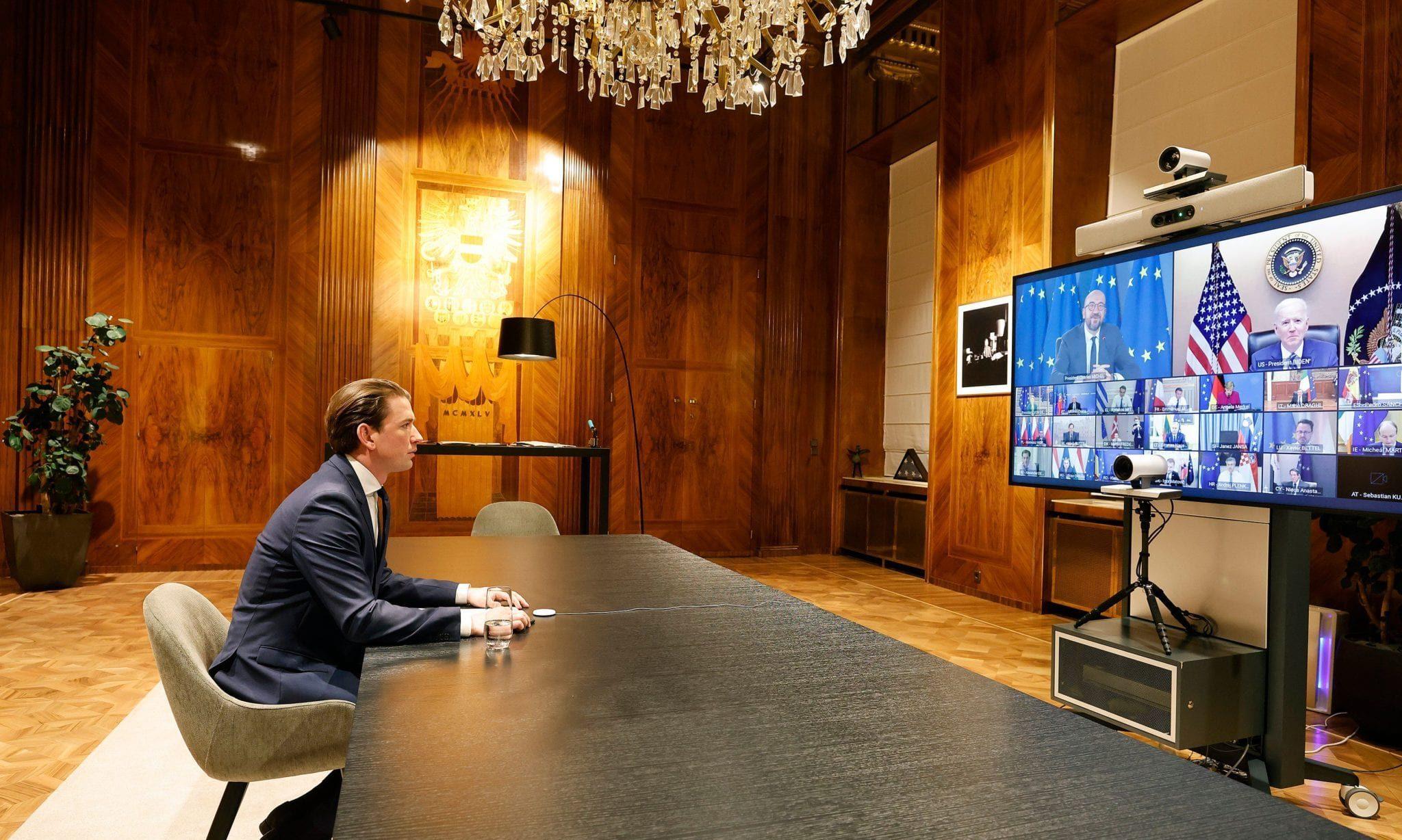 Kurz / Videokonferenz