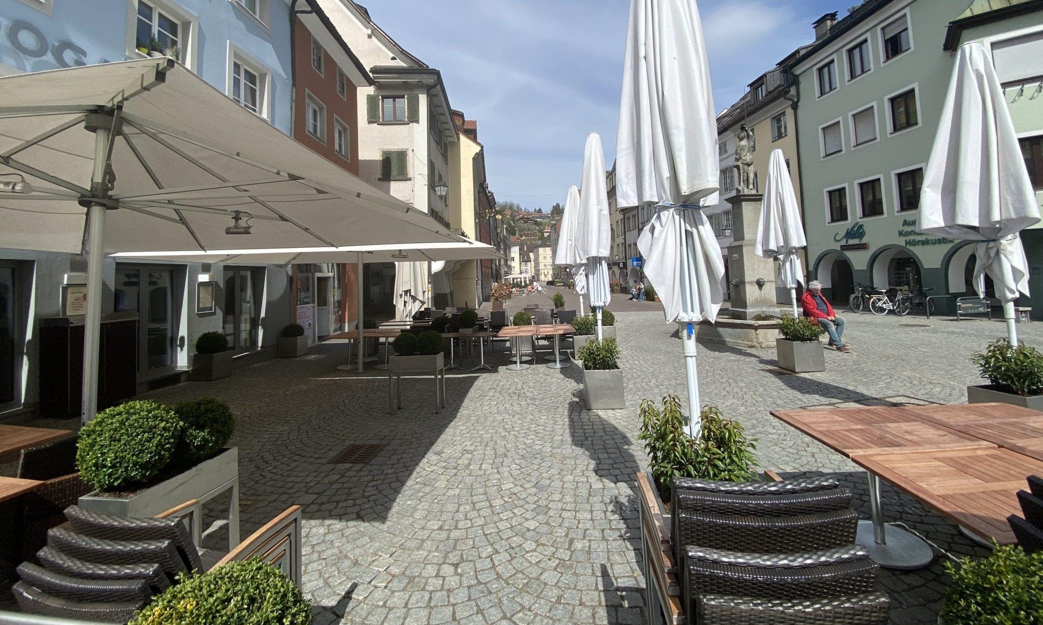 Feldkirch / Schanigärten