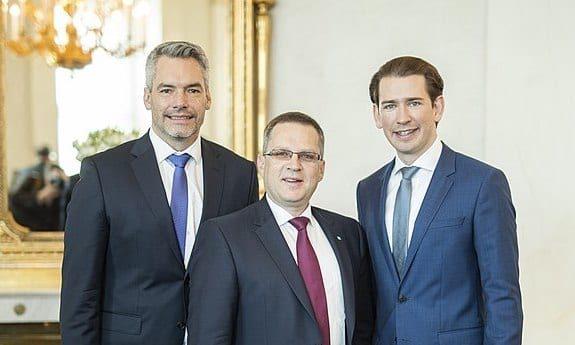 Nehammer, Wöginger, Kurz