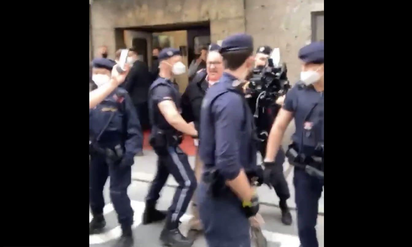 Vogl-Verhaftung