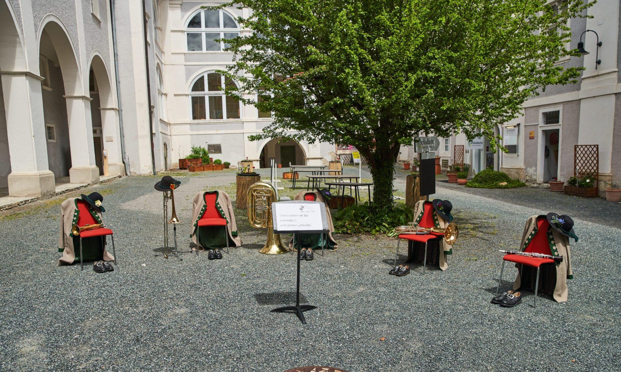 Blasmusikkapelle Pöllau