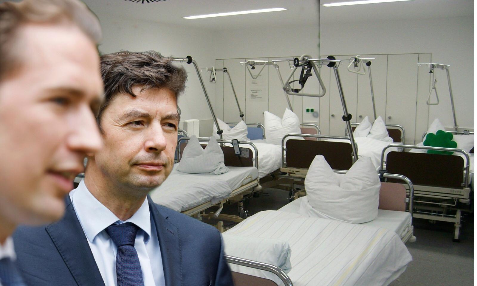 Sebastian Kurz / Christian Drosten