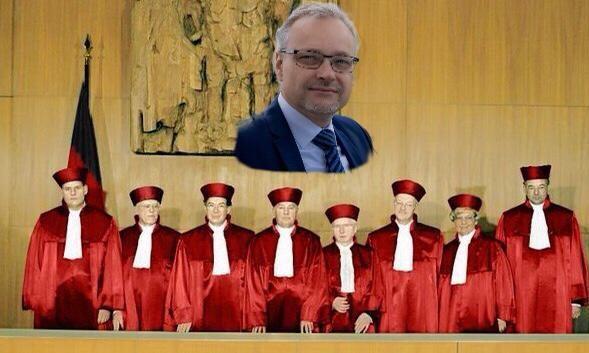 Bundesverfassungsgericht und Marc Bernhard