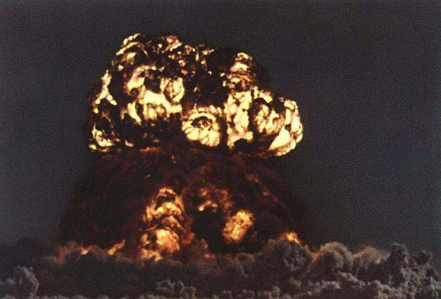 Chinesische Atombombe