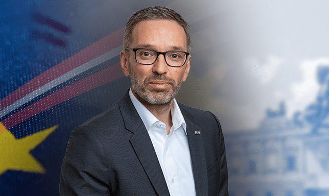 Herbert Kickl / Europa