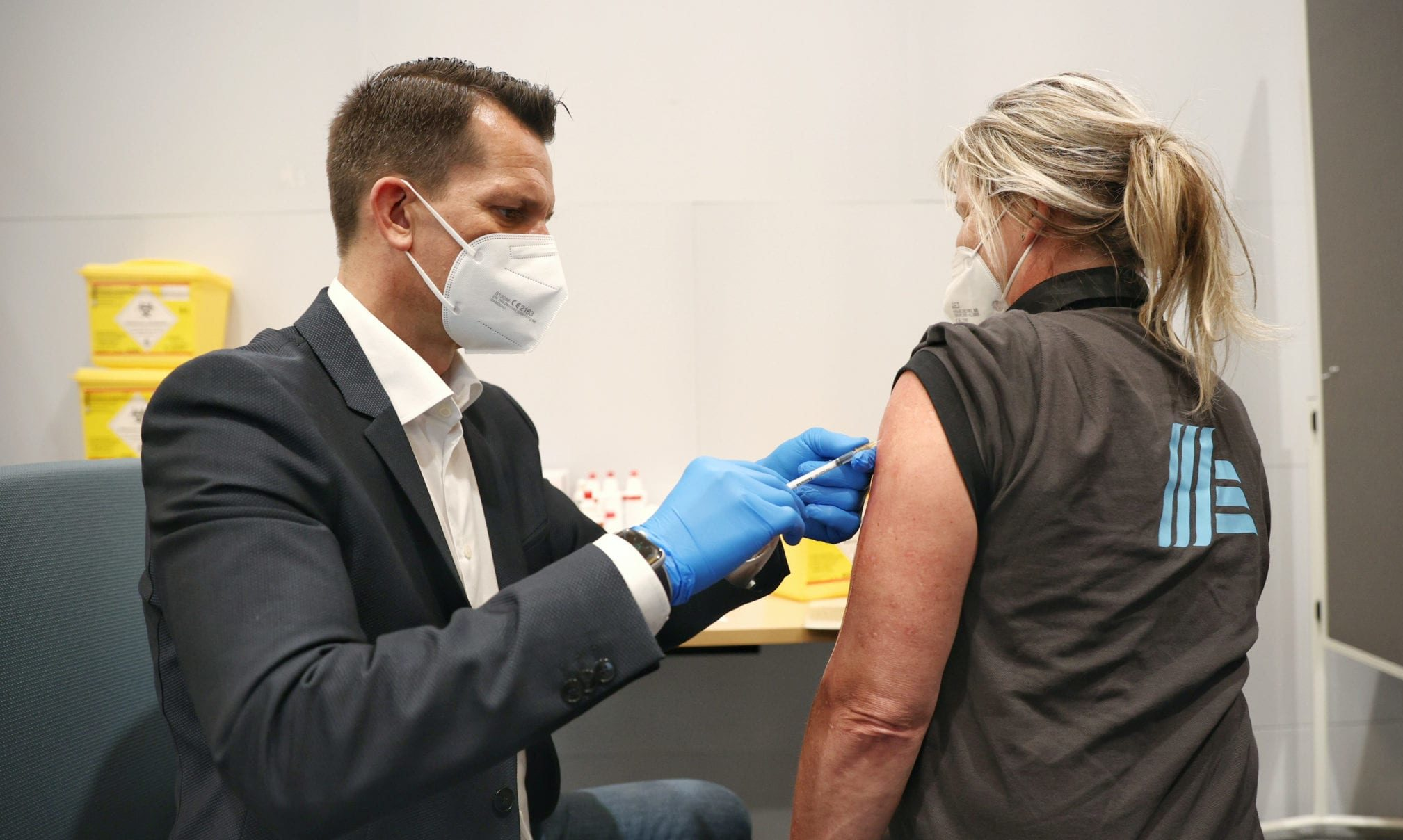 Mückstein:Impfen