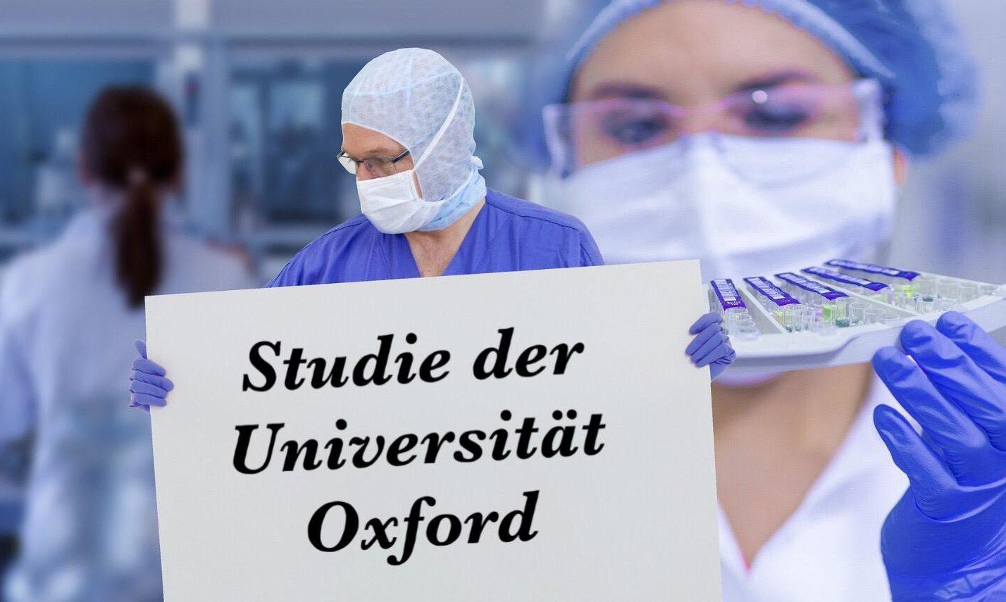 Impfen / Studie Oxford