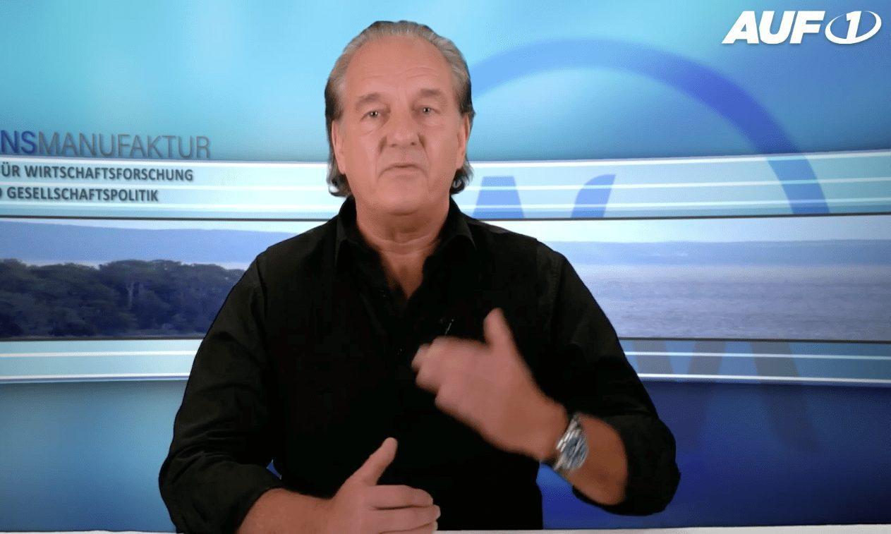 """Andreas Popp im AUF1-Interview: """"Das System ist am Kippen!"""""""