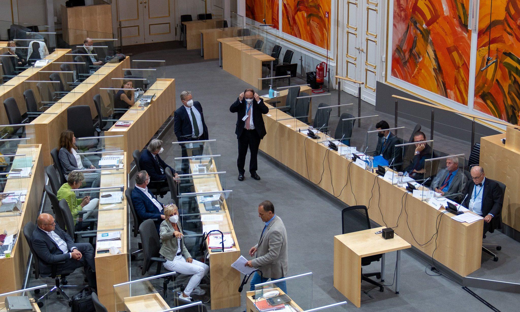 Gesundheitsausschuss / Parlament