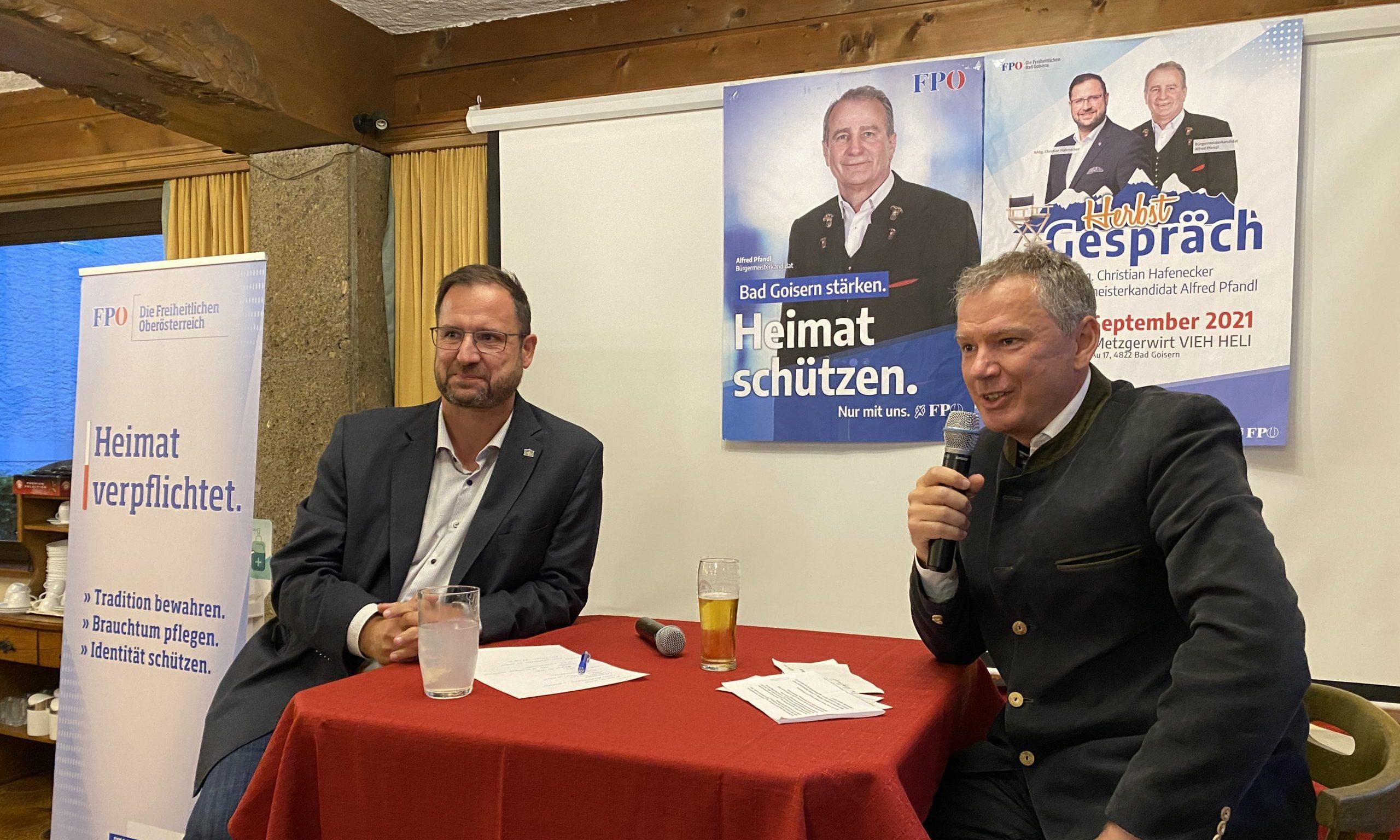 Walter Asperl / Christian Hafenecker