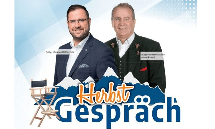 """""""Ibiza""""-Experte kommt nach Bad Goisern: """"Unzensuriert""""-Gespräch mit Hafenecker über """"tiefen Staat"""""""