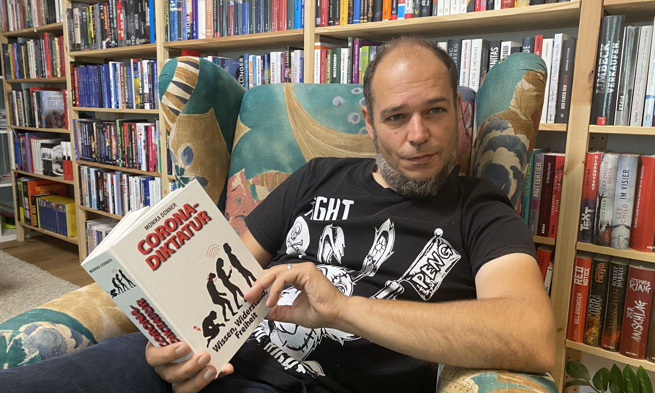 Oliver Sauer / Buchhändler