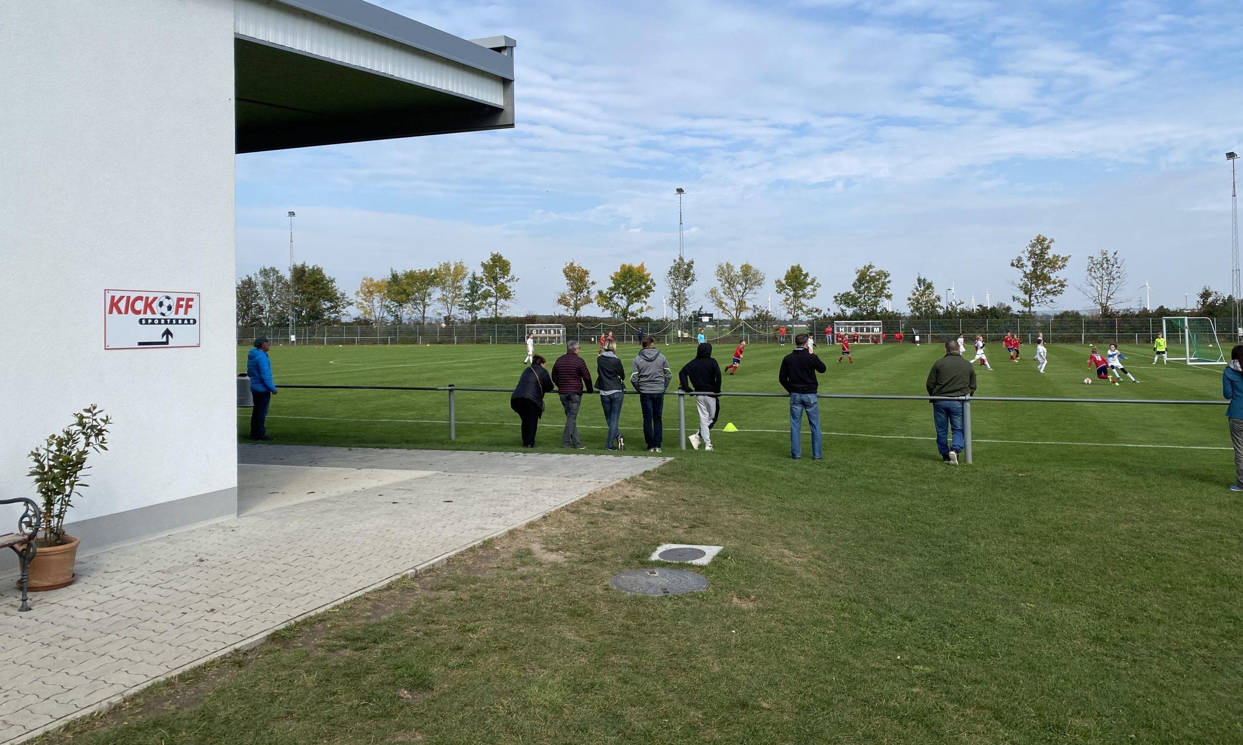 Sportplatz FC Kapellerfeld