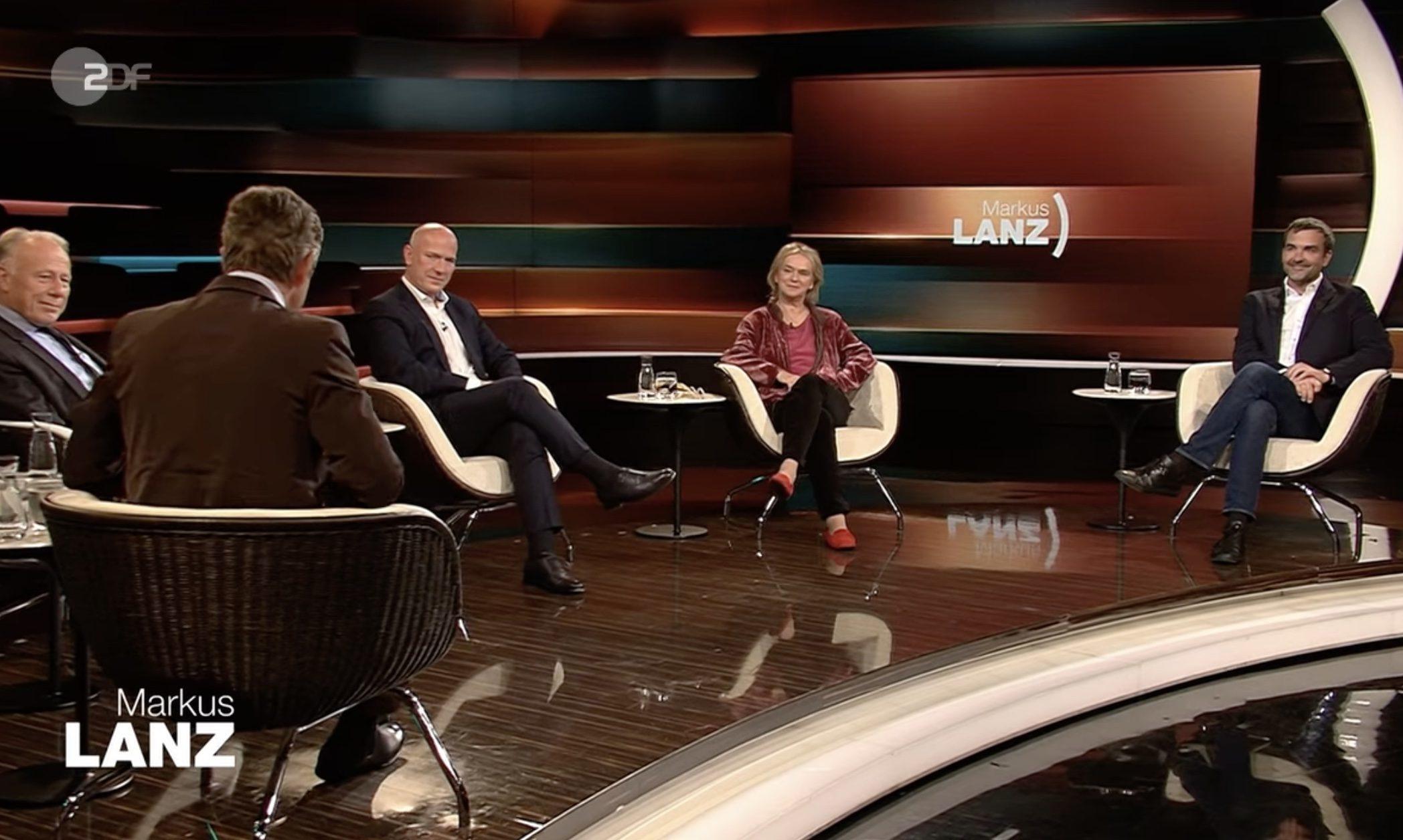 ZDF-Sendung Markus Lanz
